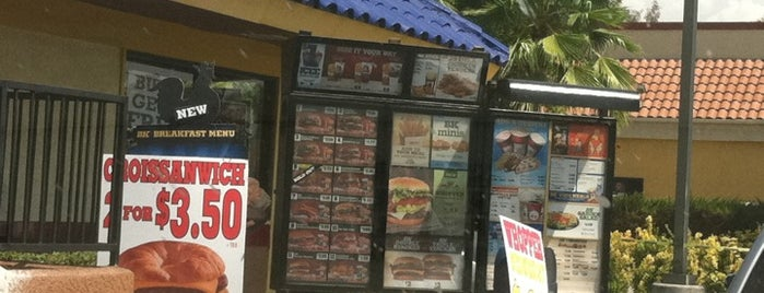 Burger King is one of Big Bear Lake (Anti-Zombie Survival).