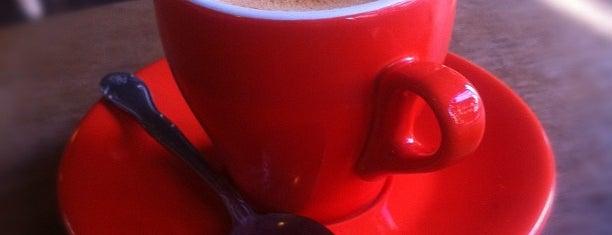 Café Grumpy is one of NY!.