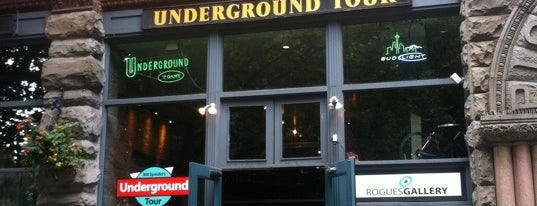 Bill Speidel's Underground Tour is one of Seattle.