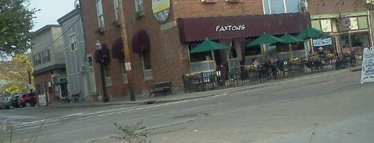 Paxton's Grill is one of Tempat yang Disimpan Matt.