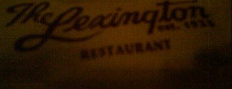 The Lexington Restaurant is one of Charming Saint Paul #4sqCities.