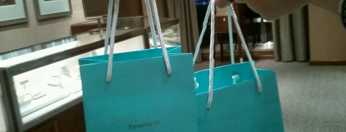 Tiffany & Co. is one of Hawaii Omiyage.