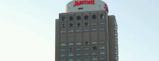 Montreal Marriott Chateau Champlain is one of Danny'ın Beğendiği Mekanlar.