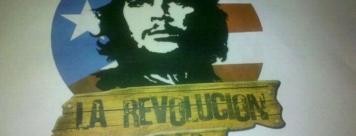 La Revolucion Bar is one of Veja Comer & Beber ABC - 2012/2013 - Bares.