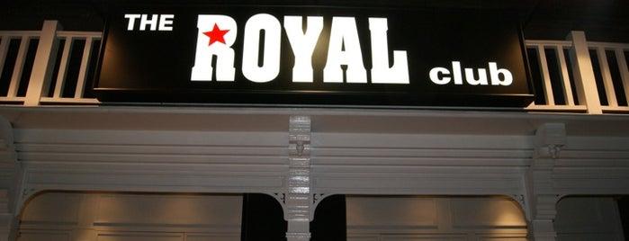 Sala Royal Club is one of Nightclubs en Zaragoza.