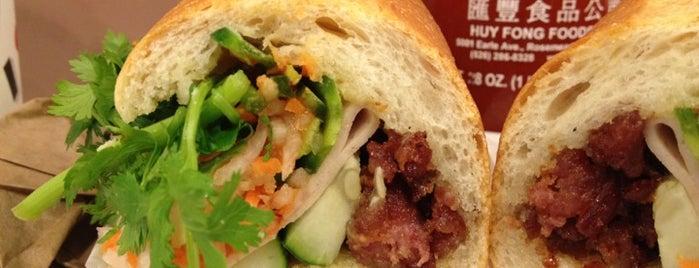 Banh Mi Saigon is one of FoodandLashNYC.