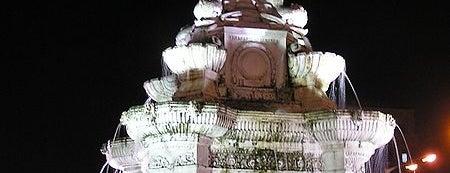 Flora Fountain is one of Mumbai, India.