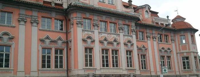 Faustův dům is one of Praha - Prague - Praga.