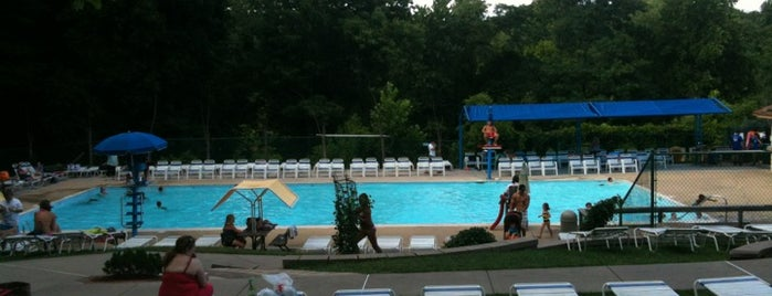 Pine Valley Swim and Tennis Club is one of @BaltimoreTom 님이 좋아한 장소.
