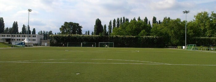 Friedrich-Ludwig-Jahn-Sportpark is one of Locais curtidos por Tillmann.