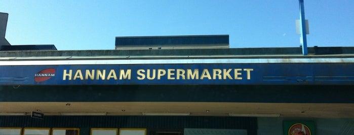 Han Nam Supermarket is one of YVR.