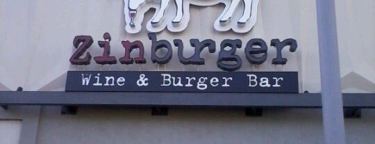Zinburger is one of PHX Burgers in The Valley.