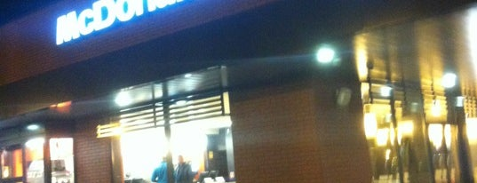 McDonald's is one of สถานที่ที่ Thomas ถูกใจ.
