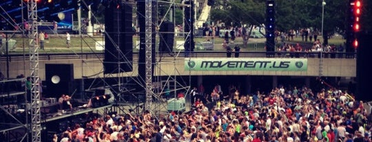 Movement Electronic Music Festival is one of Paul 님이 좋아한 장소.