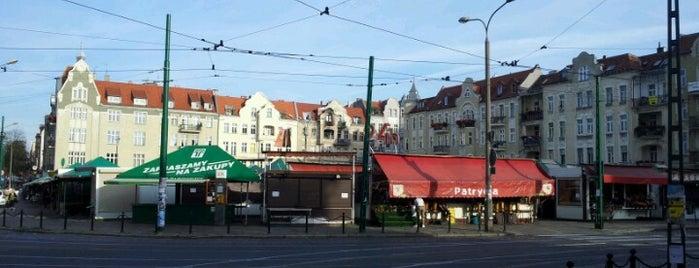Rynek Jeżycki is one of Poznan!.