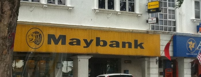 Maybank Simpang Kuala is one of Orte, die Rahmat gefallen.