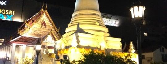 Wat Patumwanaram is one of DISCOVER BANGKOK.