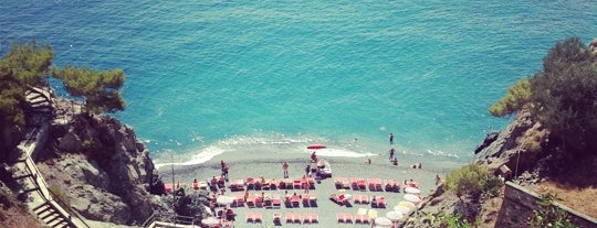 Cala Loca is one of √ Best Beach Resorts in Liguria.