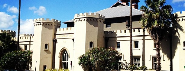 Sydney Conservatorium of Music is one of Around The World: SW Pacific.