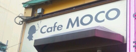 Cafe MOCO is one of Raheemさんの保存済みスポット.