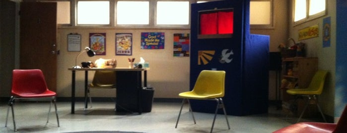 The Ensemble Studio Theatre is one of Theatres.