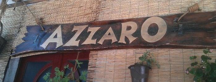 Azzaro is one of Locais curtidos por Levent.