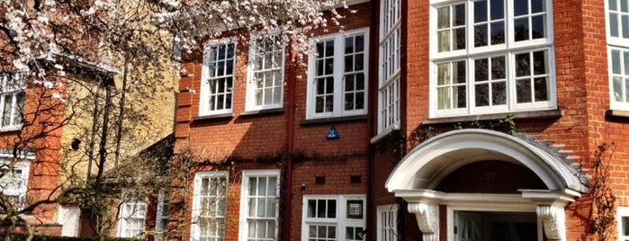 Freud Museum is one of My London tips!.