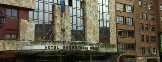 Hotel Silken Monumental Naranco is one of Hoteles en España.