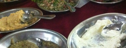 Baalbek is one of Desejos gastronômicos.