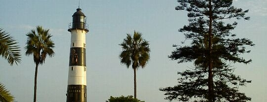 Faro de la Marina is one of Peru.