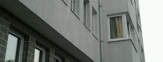 Tóth HQ is one of Lieux qui ont plu à Robert.