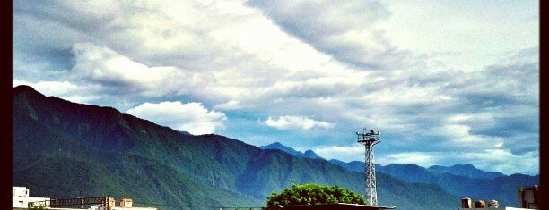 TRA Hualien Station is one of Hualien - Taroko.