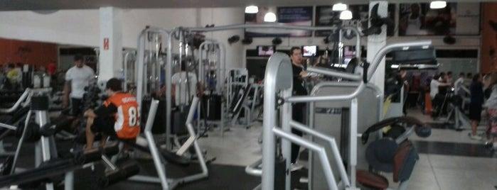 nine's gym is one of Vandi Mikael'in Beğendiği Mekanlar.