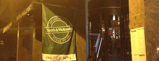 Smith & Wollensky Steakhouse - Philadelphia is one of Philly.