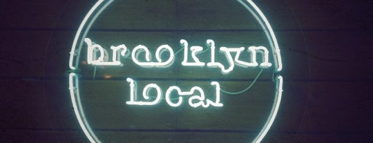 Brooklyn Local is one of St. Pete food.