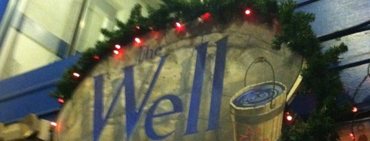 The Well Restaurant + Bar is one of Girly Berkshire Wknd.