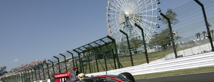 Suzuka Circuit is one of outsiders....