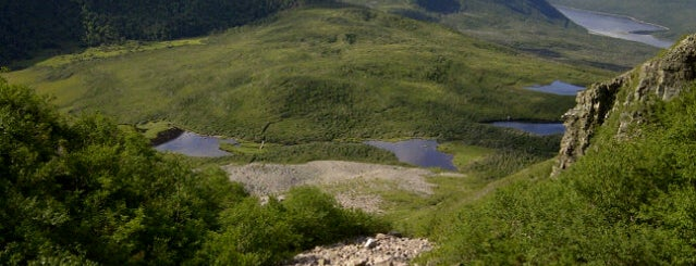 Gros Morne National Park is one of Canadian National Parks.