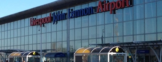 Liverpool John Lennon Airport (LPL) is one of Celal 님이 좋아한 장소.