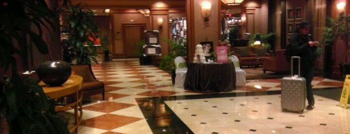 Hilton University of Florida Conference Center Gainesville is one of Posti che sono piaciuti a Gavin.