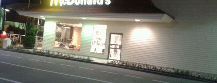 McDonald's is one of Tempat yang Disukai L.