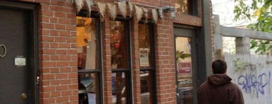 Pumpkin Restaurant is one of 50 Best Restaurants in Philadelphia for 2013.