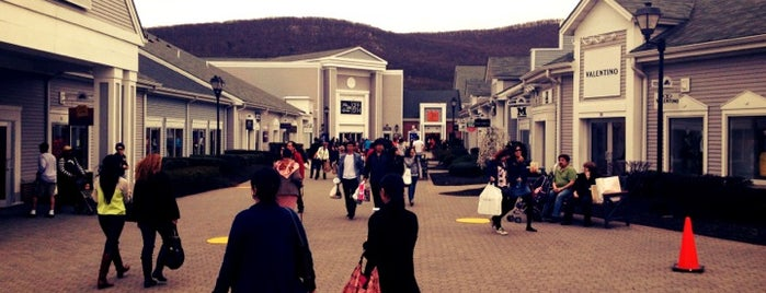 Woodbury Common Premium Outlets is one of nyc.
