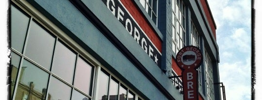 Fort George Brewery & Public House is one of Tigg 님이 좋아한 장소.