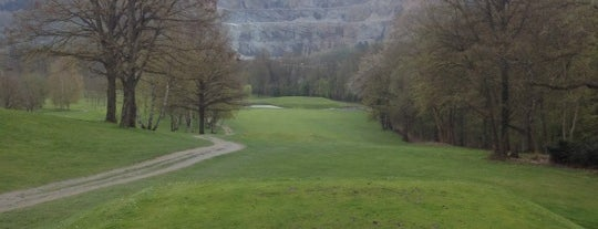 Golf de Rougemont is one of Lieux sauvegardés par Sylvain.