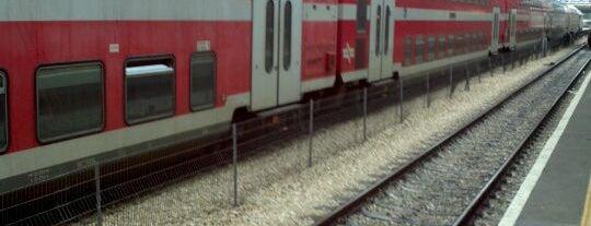 Tel Aviv Center - Savidor Railway (רכבת תל אביב מרכז - סבידור) is one of Emil : понравившиеся места.