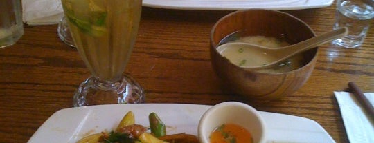Wild Ginger Pan-Asian Vegan Cafe is one of Places to Enjoy a Tiger Beer!.