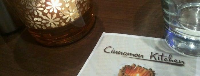 Cinnamon Kitchen is one of Lugares favoritos de Amit.