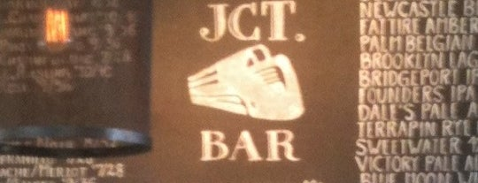 JCT Kitchen & Bar is one of Atlanta Burgers FTW.