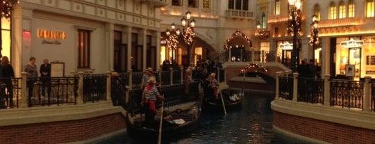 Venetian Resort & Casino is one of Places I've been.